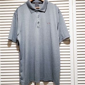 Greg Norman for Tasso Elba Five Iron Golf Shirt